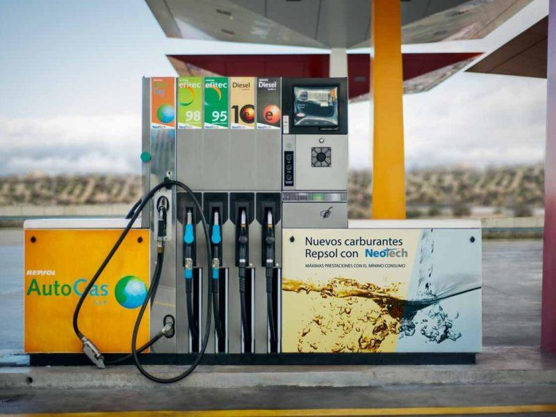 IMagen Gasolinera Autogas