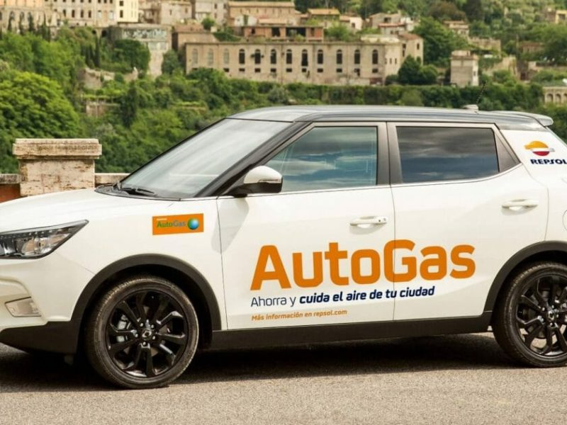 Proyecto Autogas REPSOL