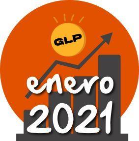Portada crecimiento ventas GLP enero 2021